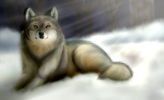 Snow Day by NuclearPollution