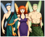 Sylph and the Boys by Blazbaros
