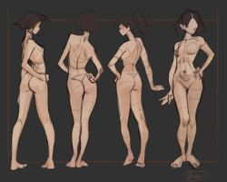 Stand gestures by Nieris