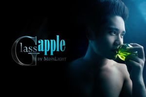 Glass Apple Cover by minhlightdesign