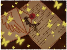 Beatrice's Letter by Erevia
