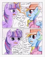 Fluttershy and the Rainbow Factory P. 25 by The1King