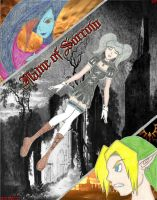 OU - Hyrule - Flame of Sorrow by Kyuubi-no-Youko