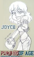 Joyce - Dumbing Of Age by kiliberto