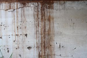 cracks, drips, and rust by GreenEyezz-stock