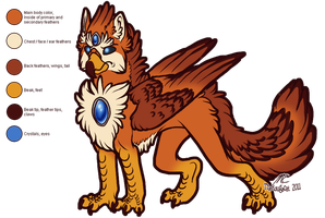Solus Ref by therougecat