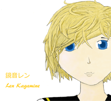 Let's Draw Len Again by Shadow--9
