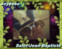 Pic of me to the St Jean by Cellas