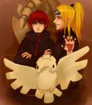 Sasori and Deidara by EmjayxD