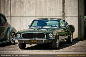 bullitt by AmericanMuscle