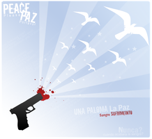 PEACE PLEASE by Mgl-23