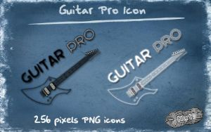 Guitar Pro Dock icon by nuteduard
