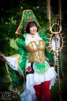 Trinity Blood - Seth Nightroad 5 by LiquidCocaine-Photos