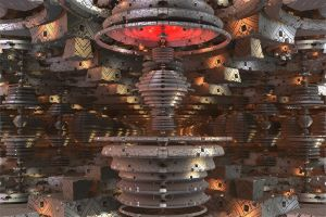 Gyroscopic Energy Plant by mario837