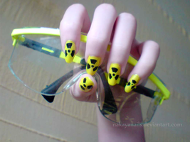 Radioactive. by NakayaNails