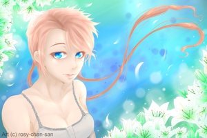 Lilly by rosy-chan-san