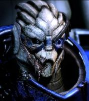 Garrus by MassEffectFan2013
