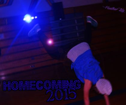 'I Reside in My Nightlife' - Homecoming 2015 by HeatherLily