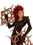 Axel by BlueRecluse