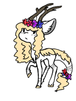 flower pony raffle [CLOSED] by togekissuadopts