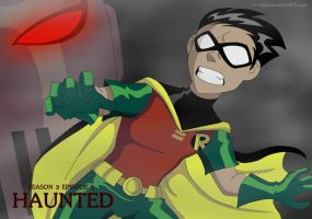 Teen Titans Ep. Haunted by Danisauri