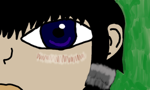 Last thing on Paint Sai -Random Girl face IconFree by TheRainbowSparkle