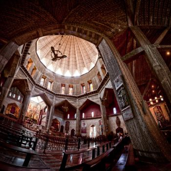The Basilica of the Annunciation by Con-G-fan