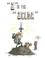 Z Is For Zelda by OtisFrampton