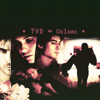 The Vampire Diaries - Delena #2 by ContagiousGraphic