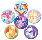 Buttons 2 by AzureStarr
