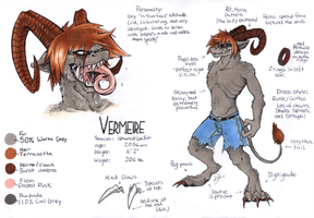 Vermeire Ref. Sheet by Hunter-T-Wolf