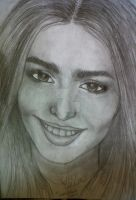 Lily Collins by shaneyakuza