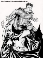 World's finest by scarecrowhassan
