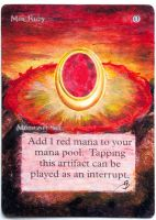 Altered Mox Ruby by MD-Arts