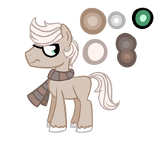 New OC! by Athene112