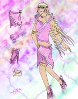 .Andromeda Contest Outfit. by AngelMiyoko