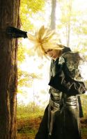 Cloud Advent Children Cosplay by Eyes-0n-Me