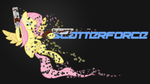 Flutters Scatterforce Wallpaper by kofiddleboy36