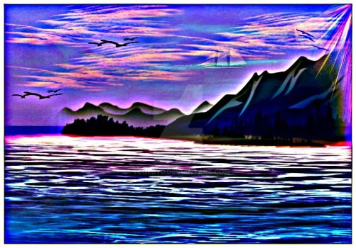 coast line by tcolby6