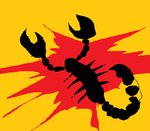 Aug. 28: Scorpion by Rayleighev