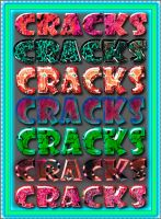 Styles for Photoshop with cracks by Gala3d