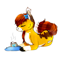 .:Life is Warm:. by WinchesterFoxx