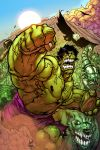 Hulk Cover colors by dfridolfs