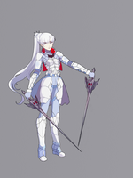 Weiss Schnee - Armored Attire by ACGearmaker