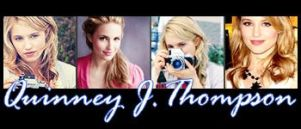 Cannon - Dianna Agron aka Quinney J. Thompson by dirtypicture