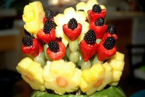 Fruit Bouquet 2 by christinaau