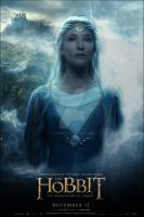 The Hobbit - The Desolation of Smaug - Galadriel by YoungPhoenix3191