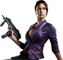 Saints Row IV - Shaundi Render By Ashish913 by Ashish-Kumar