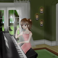Memories at the Piano ::FIN:: by Anthesis
