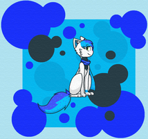 AT: Sky the Kitty c: by sophisticatedghost